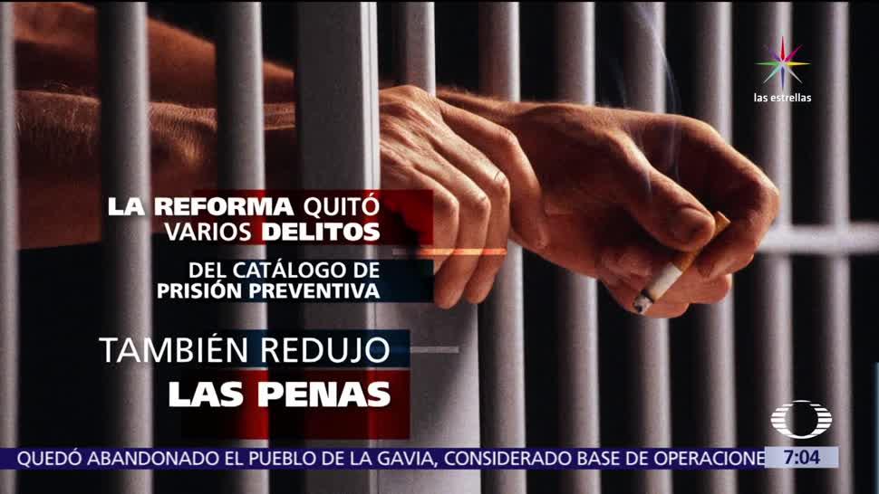 debate, nuevo sistema de justicia penal, delitos en México, México