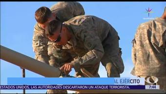 Ejército, Estados Unidos, entrada de transexuales, capacidades militares