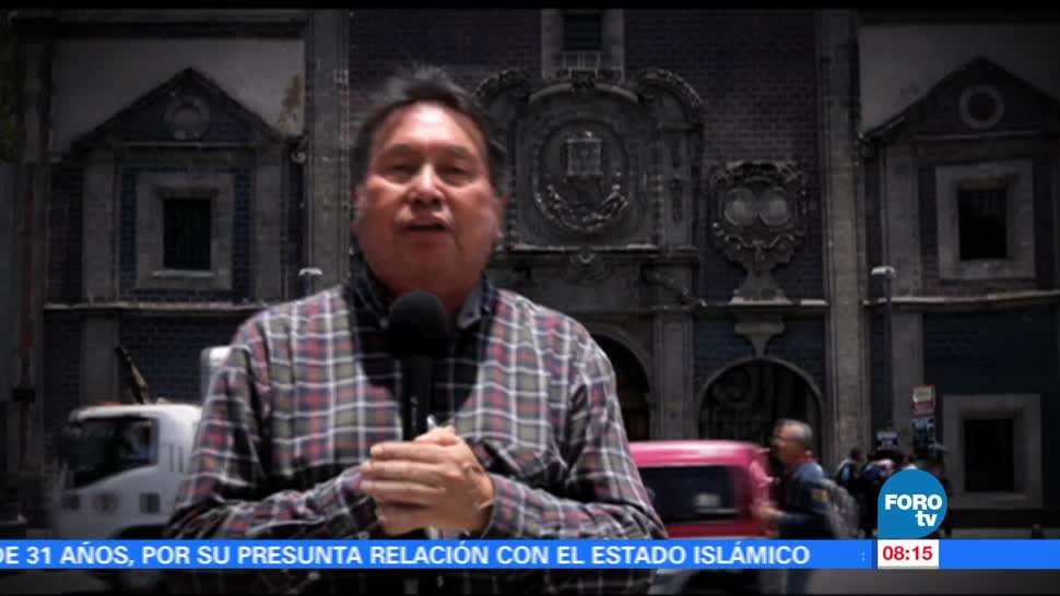 maestro, Armando Ramírez, conocer, edificio del Archivo