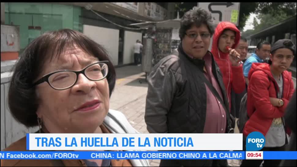Reporñero, calles, Ciudad de México, planeta, ser humano