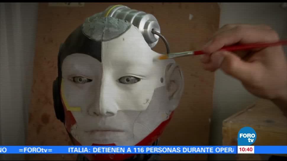 Bryan Mendoza, Alberto González, escenografías, esculturas, cine, televisión
