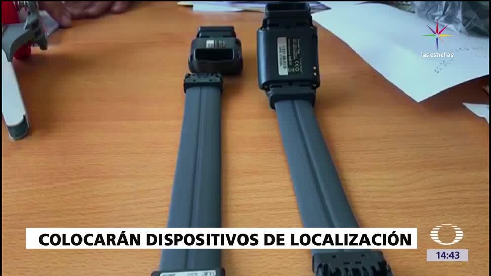 Localizadores, electrónicos, delincuentes, jueces de Zacatecas