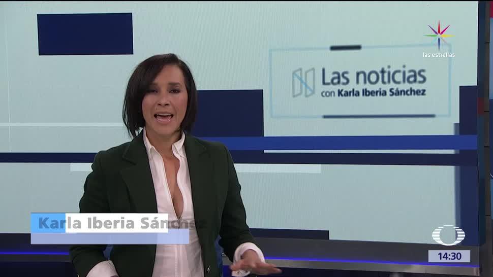 Las noticias con Karla Iberia, Programa, completo, 4 de julio 2017