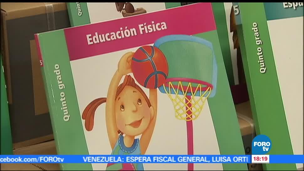 secretario de Educación Pública, Aurelio Nuño, elaborarán, nuevos libros de texto