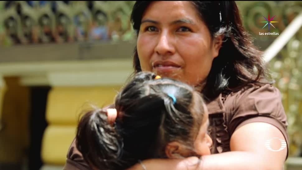 noticias, televisa, Indígena, 11 años, prisión, hija nació muerta