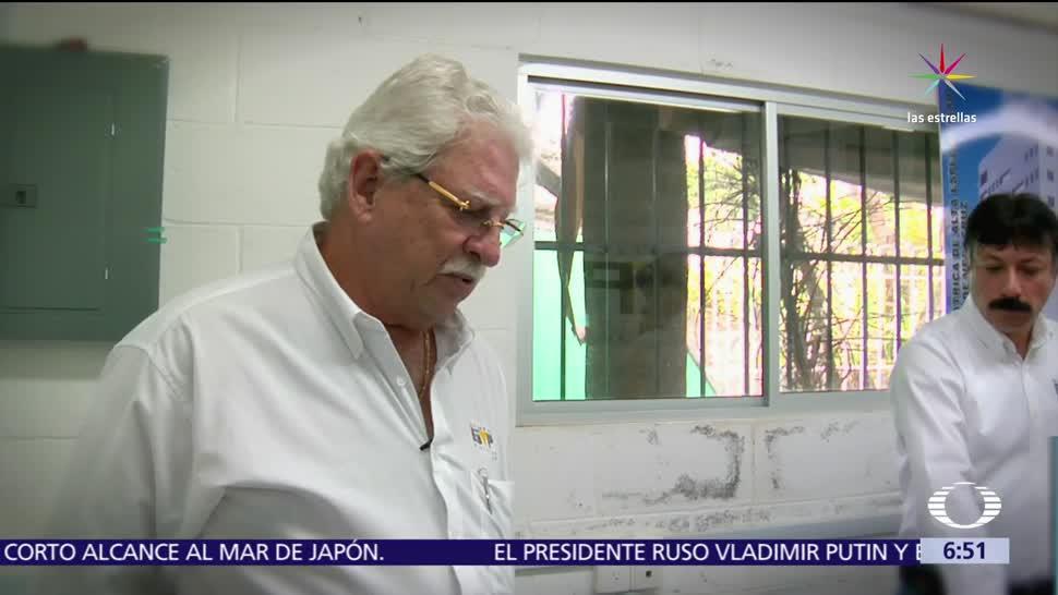 César Augusto Morando Turrent, líder, empresa, Torre Pediátrica, Veracruz