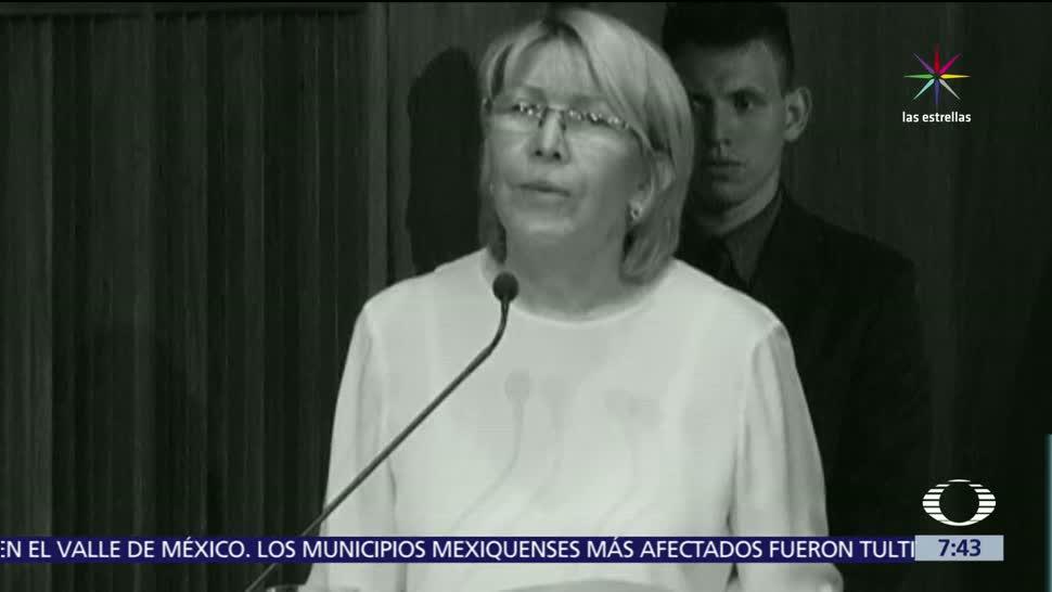 Luisa Ortega, fiscal de Venezuela, destitución, Tribunal Supremo de Justicia