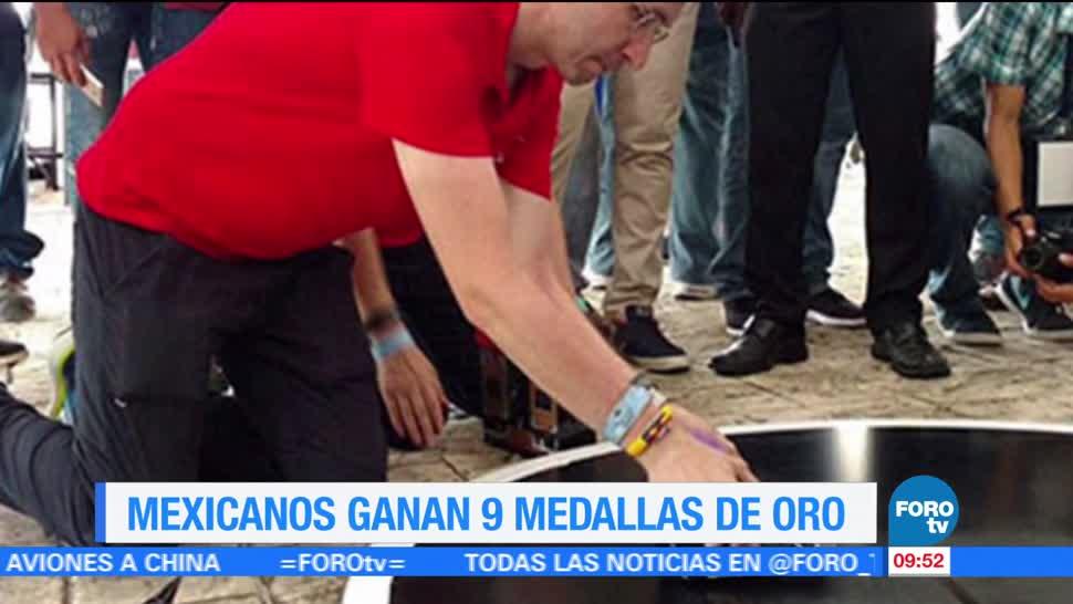 Tecnológico Nacional, México, Torneo Robochallenge, medallas de oro