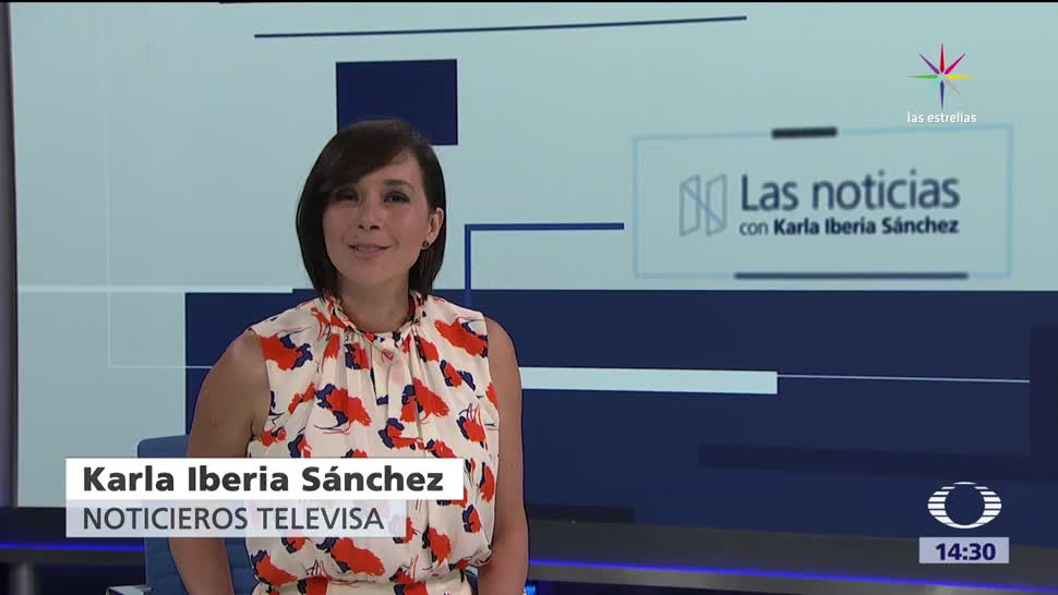 noticias, televisa, Las noticias, con Karla Iberia, Programa, 5 de julio 2017
