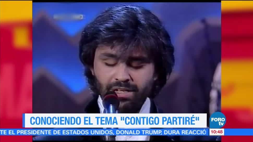 'Contigo partiré', 'Por ti volare', género ópera-pop, Francesco Sartori, Lucio Quarantotto
