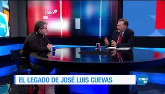 legado, artista, plástico, José Luis Cuevas, Cultura, Arte