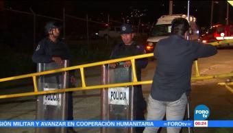 Cómo amanece, penal de Acapulco, muerte de 28 reos