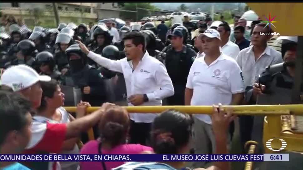 Autoridades de Guerrero, confirman muerte de 28, penal Las Cruces