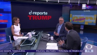 javier tello, Reporte Trump, Reunión, Peña Nieto