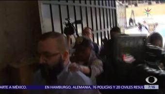 calma, instalaciones de Fuerza Aére, extradición, Duarte