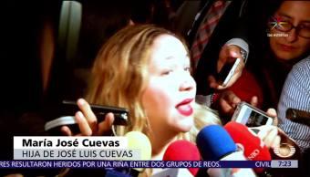 Realizan, segundo homenaje, José Luis Cuevas