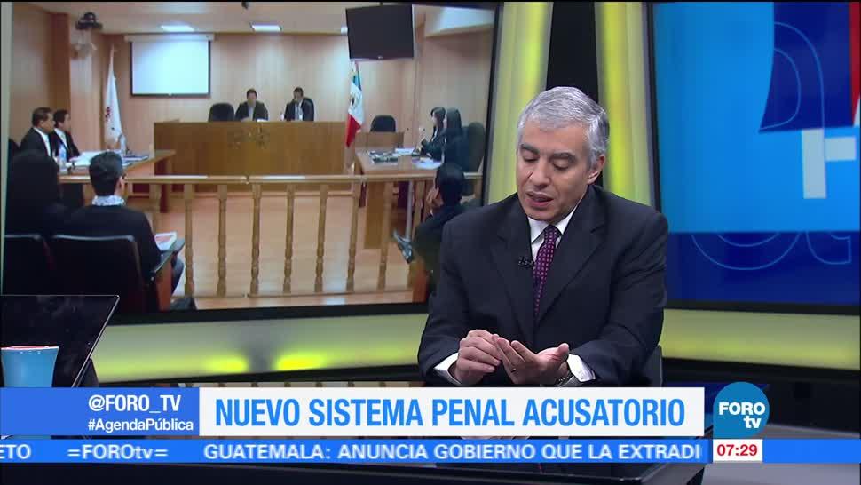Análisis, nuevo sistema penal acusatorio, Sergio López Ayllón, director general del CIDE