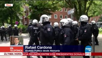 Rafael Cardona, analista político, Peña Nieto, Trump