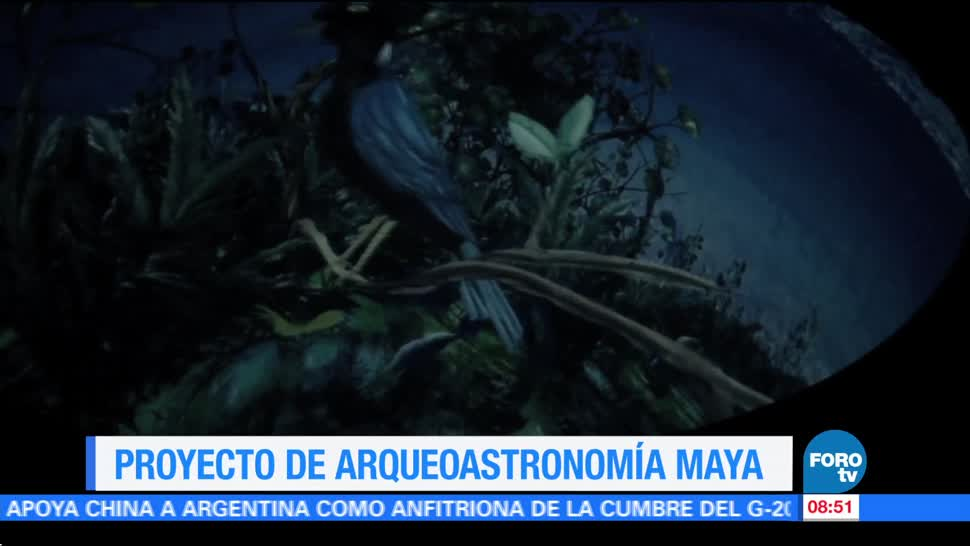 Proyecto, Arqueoastronomía Maya, Ximena Cervantes