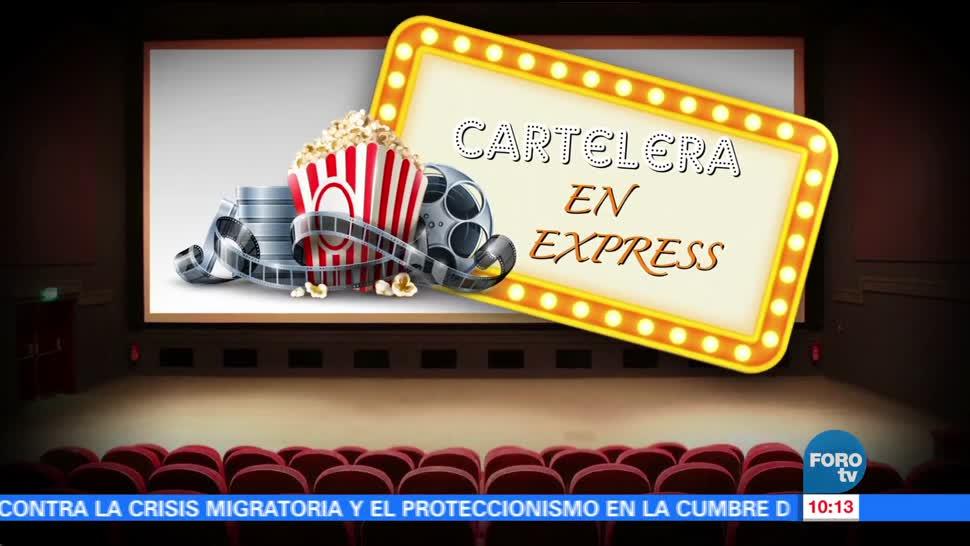 cartelera express, Adriana Riveramelo. fin de semana