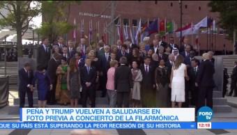 Líderes, foto familiar, Cumbre del G20
