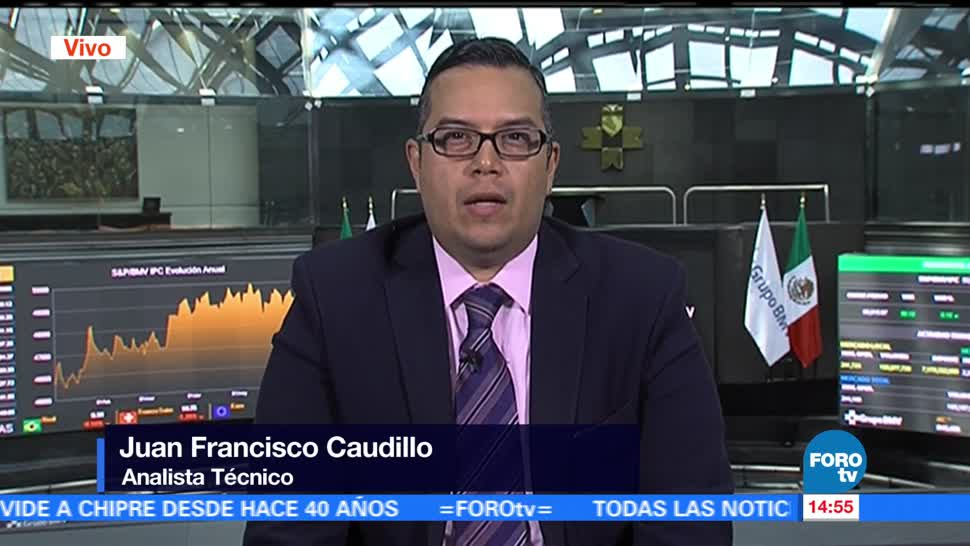 noticias, forotv, Prevén, depreciación del peso, próximos meses, Juan Francisco Caudillo