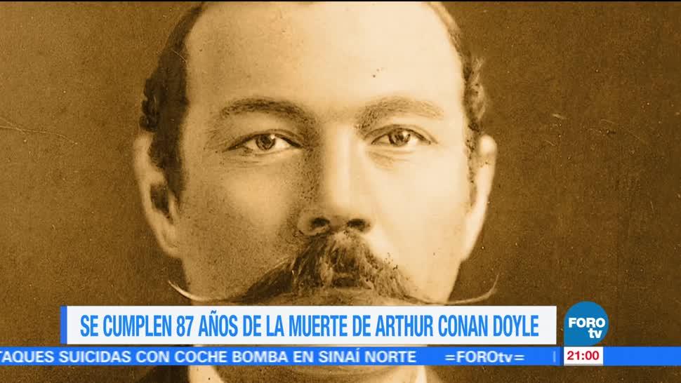 Efeméride, En Una Hora, Creador, Sherlock, Holmes, Arthur Conan Doyle