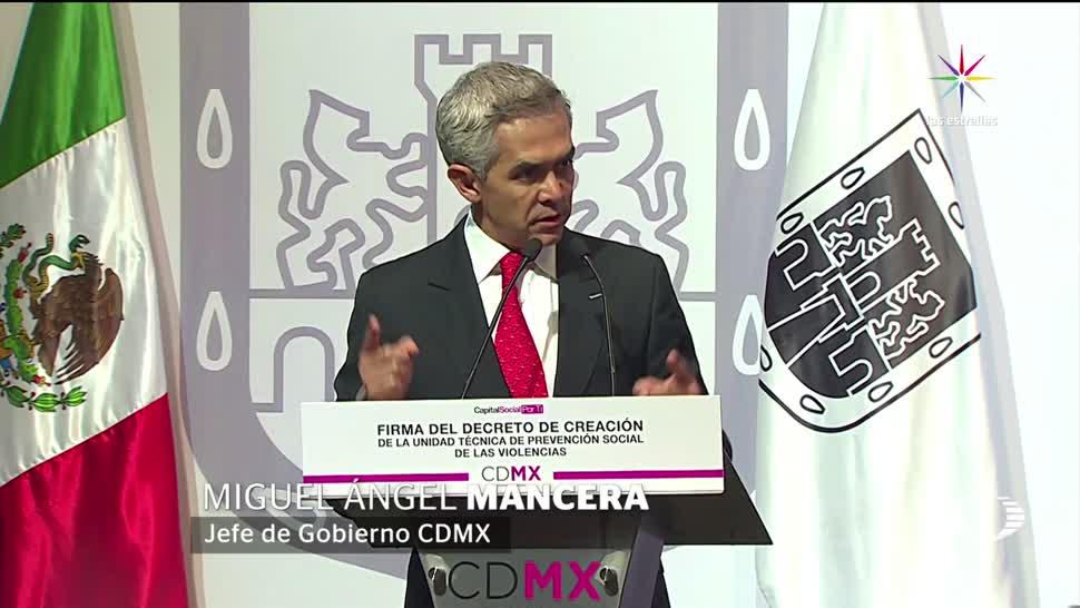 Saldrán, calles, CDMX, delincuentes, reos, ciudad de méxico