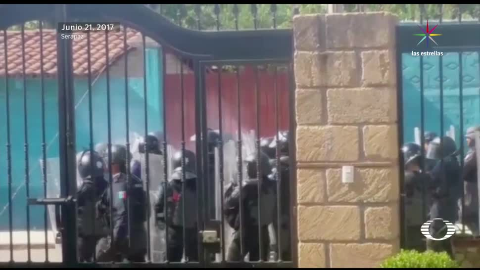 avances, caso, normalistas, Tiripetío, enfrentamiento, policias normalistas