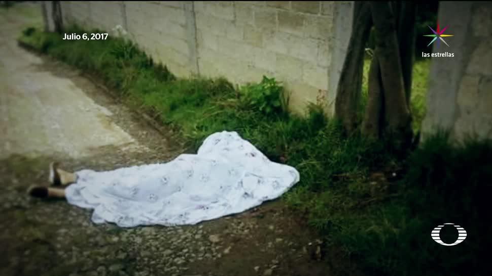 Matan, pedradas, joven, Estado de México, El Vidrio, Nicolás Romero