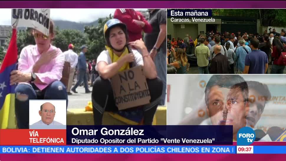 Venezuela, celebra decisión TSJ, López a su casa
