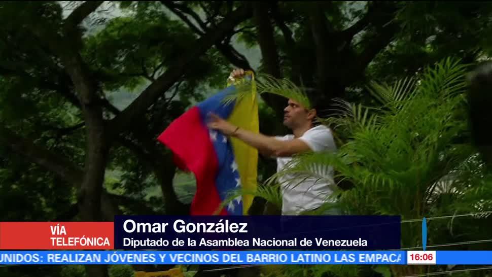 victoria, Venezuela, prisión domiciliaria, Leopoldo López, Oscar González, diputado venezolano