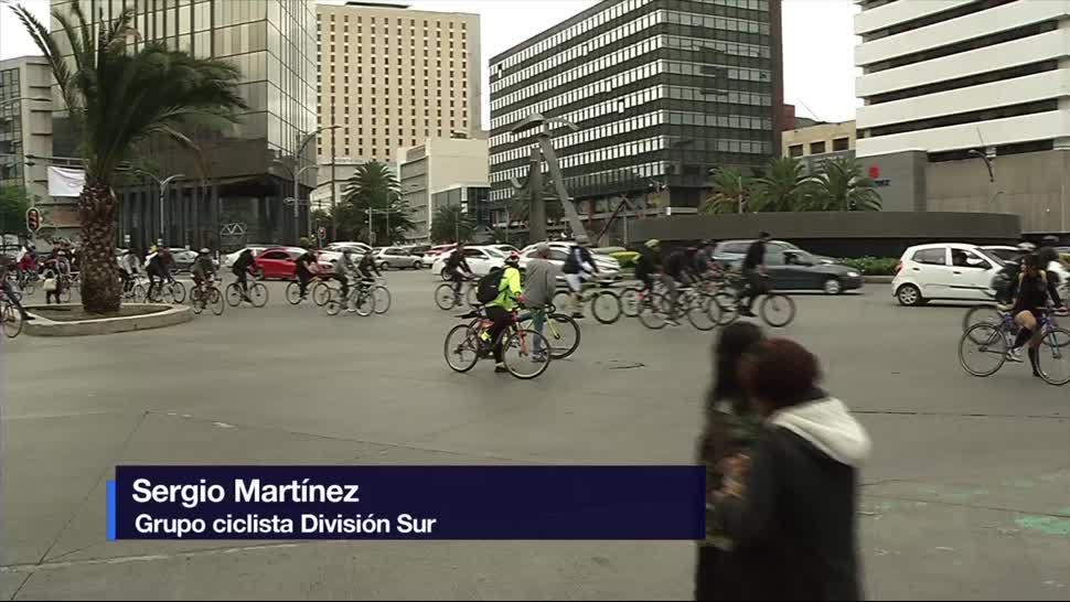 Rodada, Promover, Respeto, Entre Automovilistas Y Ciclistas