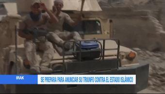 Irak, Triunfo, Contra, Estado Islámico