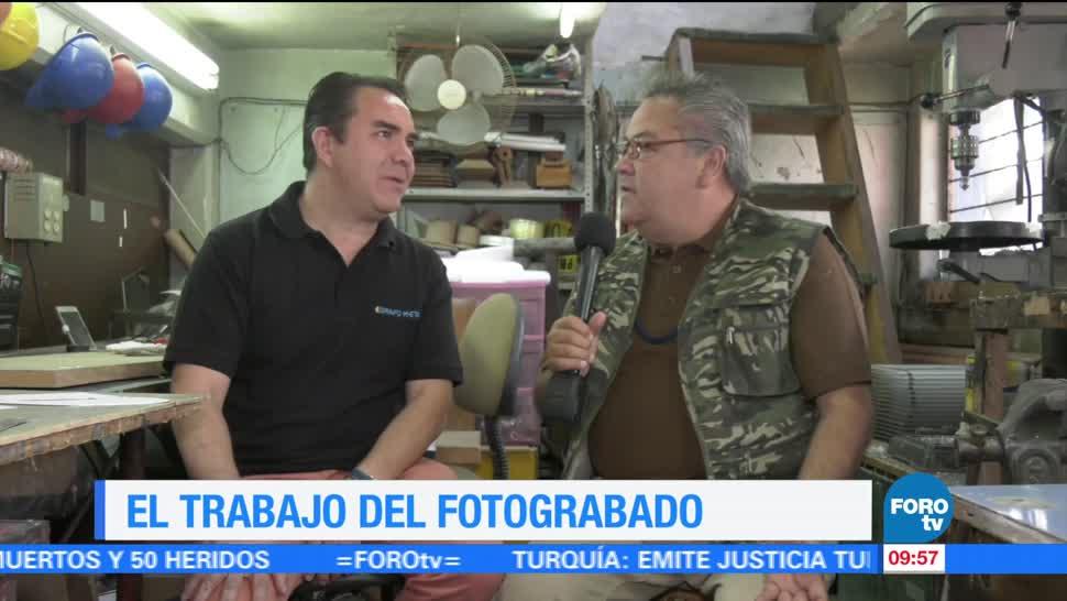 Enrique Muñoz, conocer, qué es qué es el fotograbado, qué es el fotograbado