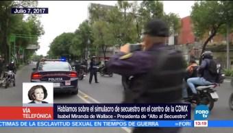 Isabel Miranda De Wallace, Sistema De Justicia Penal Acusatorio, Mal Implementado, Alto Al Secuestro