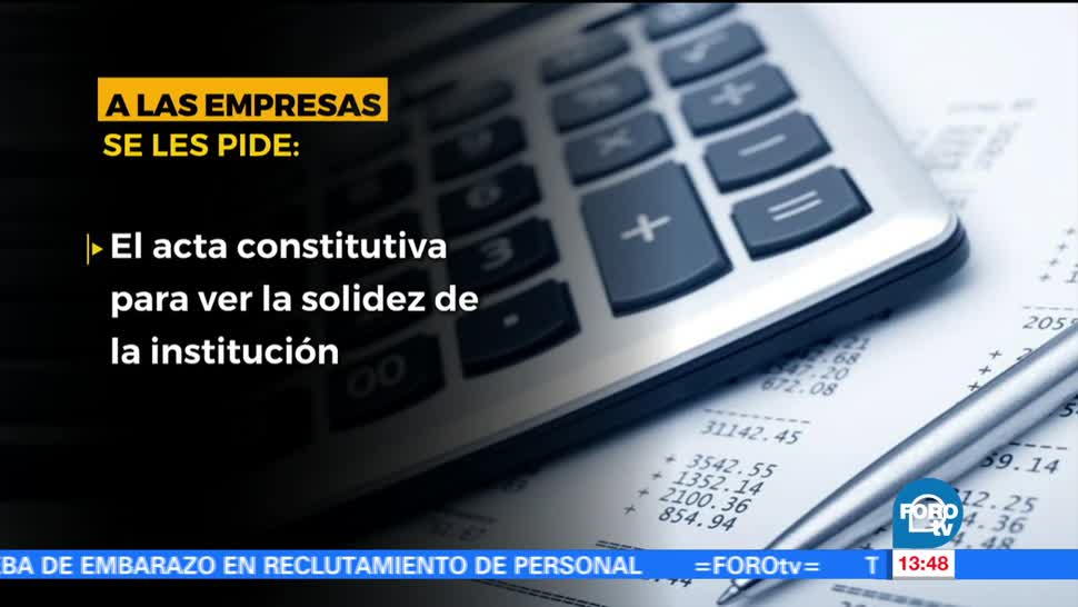 Solicitar, Credito Bancario, Institucion Financiera, Requisitos