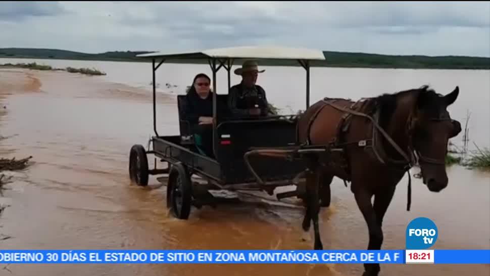 Crean, atlas de riesgos, lluvias, Campeche