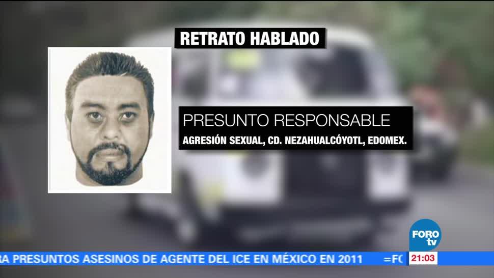 noticias, forotv, Siguen la pista, presunto violador, Estado de México, transporte público