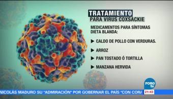noticias, forotv, Casos, virus coxsackie, México, síntomas
