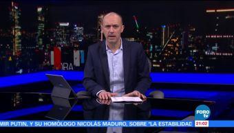 noticias, forotv, Hora 21, Programa, 10 de julio de 2017, Julio Patán