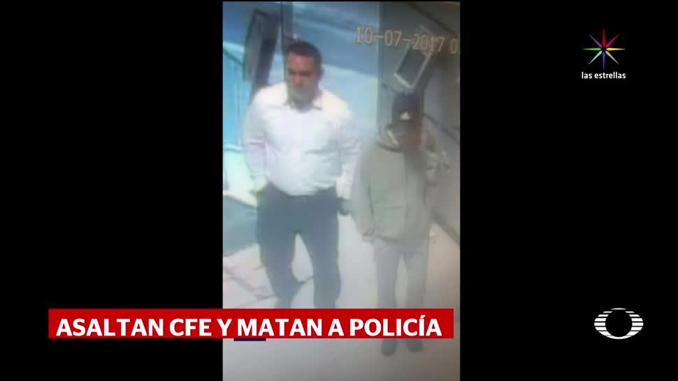 noticias, televisa, Captan imágenes, presuntos asesinos, policía, CDMX