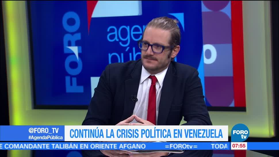 Hernán Gómez, analista internacional, América Latina, crisis en Venezuela