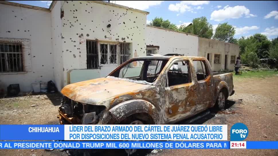noticias, forotv, Chihuahua, guerra de carteles, Cártel de Sinaloa, Cártel de Juárez