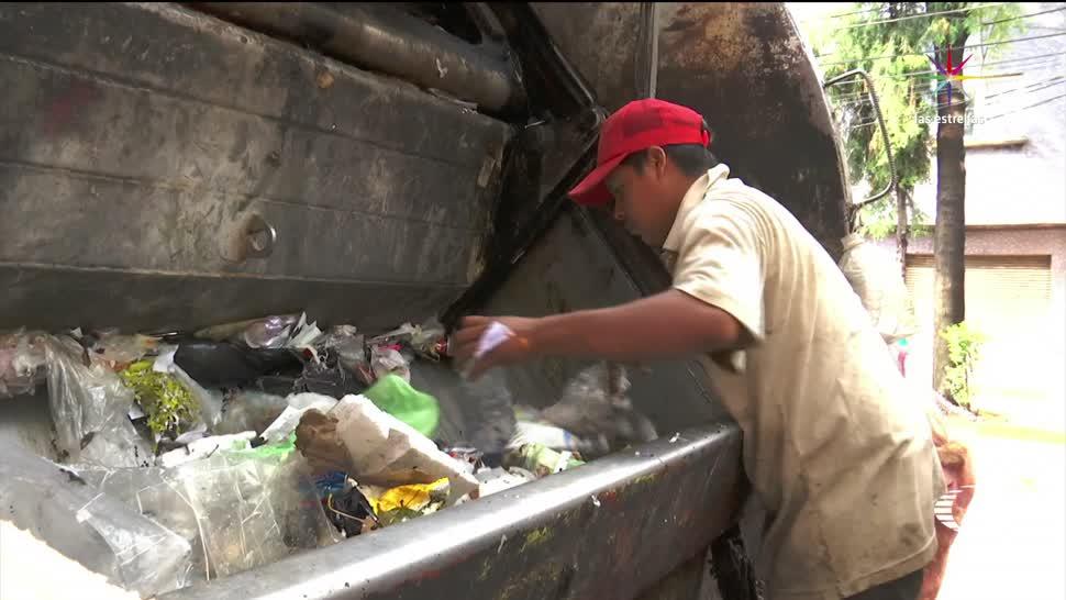 noticias, televisa, Martes, residuos orgánicos, Recolectan, Ciudad de México