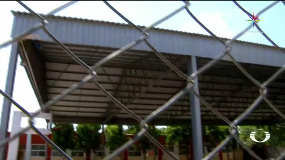noticias, televisa, Rehabilitan, escuela, Los Mochis, Sinaloa