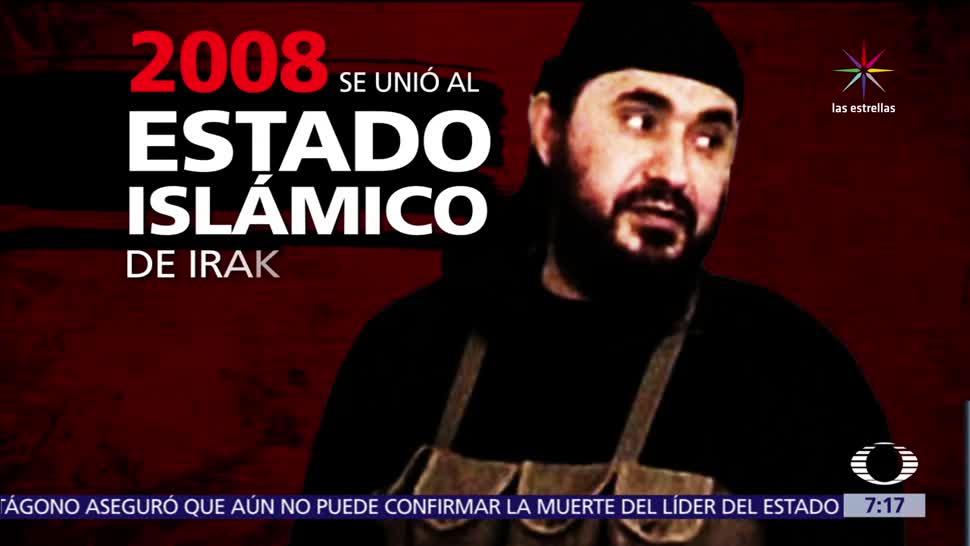noticias, televisa, Estado Islámico, confirma muerte, líder, Abu Bakr Al Baghdadi