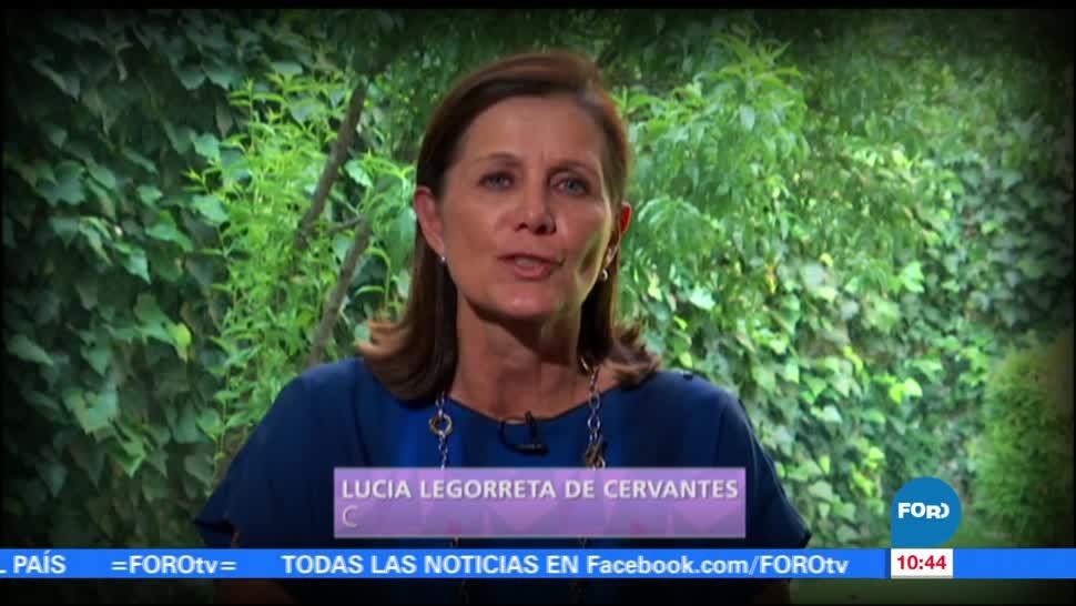 estrés, bueno o malo, Lucía Legorreta