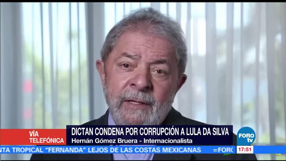 noticias, forotv, Lula, posibilidades, luchar, presidencia de Brasil