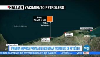 Hallan, Golfo de México, yacimiento, petróleo, empresas, extranjeras